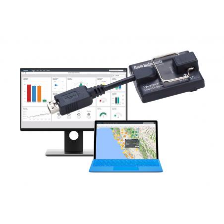 WeatherLink USB Software